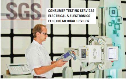 Laboratorio Ensayos: SGS ensayos equipos electromédicos