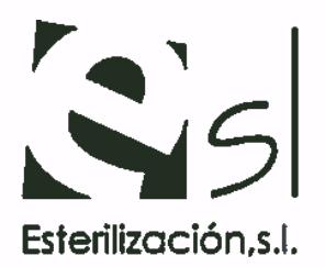 Subcontratista: Esterilización SL – esterilización por ETO